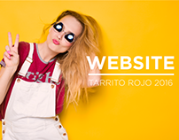 Website Tarrito Rojo