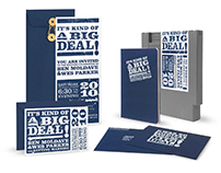 WEDDING COLLATERAL & SWAG