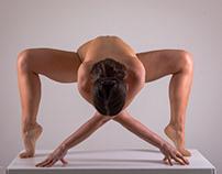 Erotic Art with Model Dayra