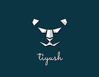 #Monogram For Tiger or Letter T