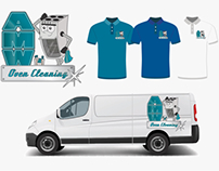 Branding amw oven cleaning