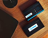 Softcom Solution Business Card