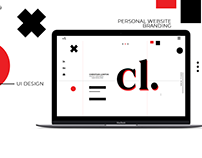 CL | Personal Portfolio Website