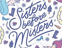 Ellen Porteus and The Letterettes for Disney