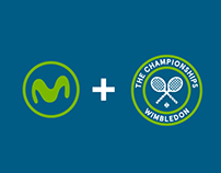 Movistar - Wimbledon