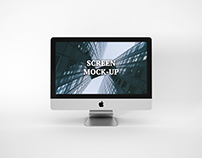 16:9 Screen Mock-up