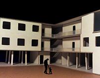 Lakóépülettervezés