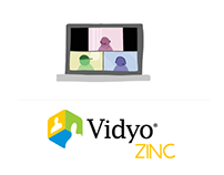 Vidyo Zinc: Responsive Views