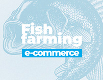 online store of fish farming equipment.