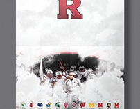 2015 Spring Football Poster