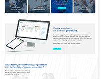 Legalinc Homepage Redesign