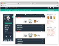 IBM developerWorks redesign