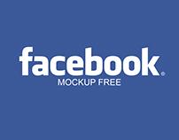 Mockup Facebook 2018