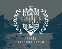 True Blue // Identidade Visual