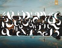 Charming Typeface - Exploring Vietnam