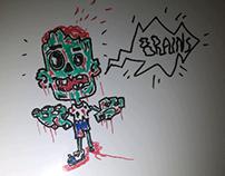brains?