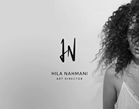 Hila Nahmani Art Director