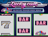 Slot machine screen