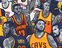 '17 NBA Eastern Conference Champs | Cleveland Cavaliers