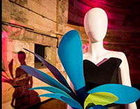Installation: Dashing'Client Event for Top Retailers