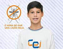 Colégio CEI Romualdo - Campanha Contra o Mosquito