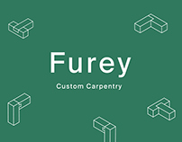 Furey Carpentry branding