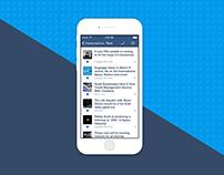 Inoreader iOS App Redesign