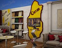 Start local Qatar Booth