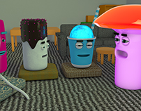 The Strange Mushroom
