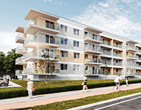 Architectural visualization of real estate in Lublin