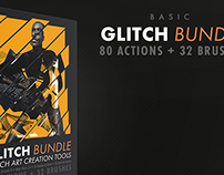 Glitch Effects Bundle: Basic