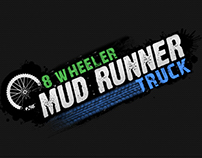 8 wheeler mud runner truck