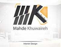 Mahde Khuwaireh Logo
