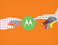 Motorola - Evento de lançamento de nova Linha