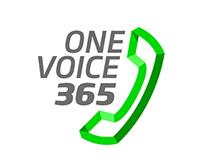 Logo for phone company