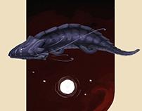 Moon Salamander