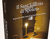 """Copertina libro """"Il Sant'uffizio di Spoleto"""""""