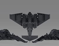 «Nephilim» Jetfighter