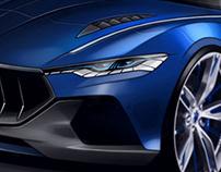 Maserati GranTurismo (video)