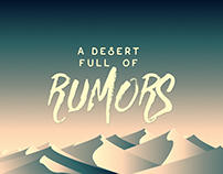 a desert full of rumors