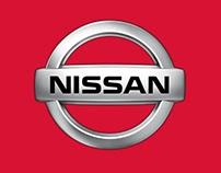 Nissan Service Ad