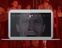 Sitio Web Landing Page / Pelochuzo Audiovisuales