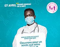 Journée mondiale de la Santé CS4FP+ for EtriLabs