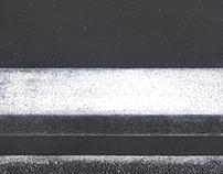 No title, linocut, 140x100cm 2016