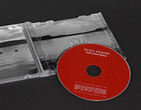 CD Jewel Case Design / Elisa Peimer