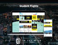 Student Flights HTML5 Banner Framework Design