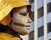 PIAF 2015 Royal De Luxe 'The Giants' Photograph Series