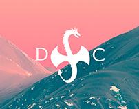 Dragon Clothes Logo Design