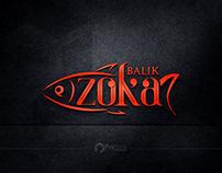 Zoka Balık Logo Tasarımı
