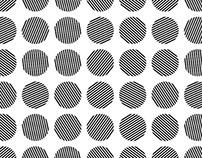 Striped circles (PatterNodes)